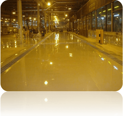 Heavy Duty Epoxy Flooring Services : พื้นอีพ็อกซี่ heavy duty epoxy mortar